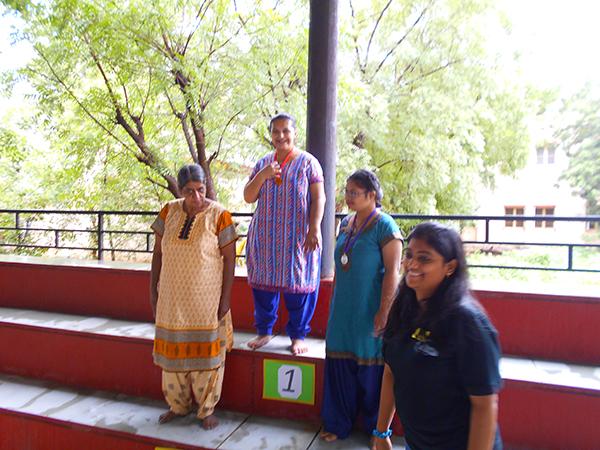 Special Olympics at Madhurya Bhavan