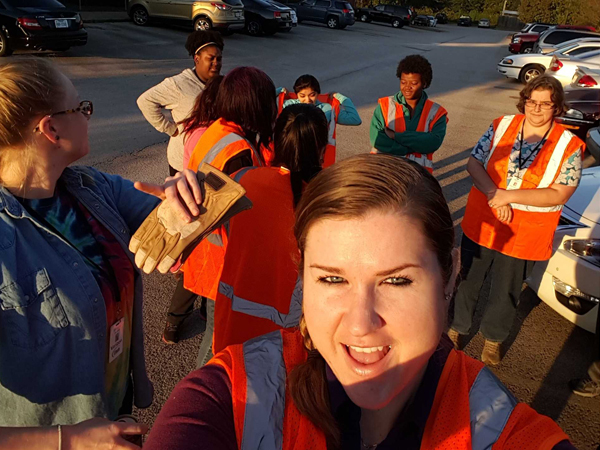 Adopt A Highway Clean Up