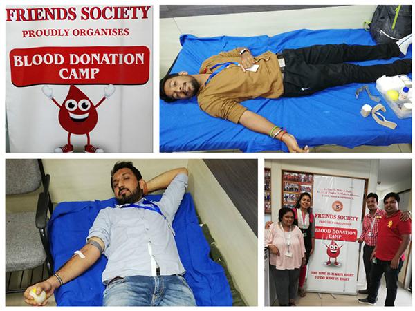 Etech Vadodara – Blood Donation Drive