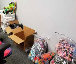 Etech Give Back Program – Donation Drive for Cherokee County Women's Crisis Center