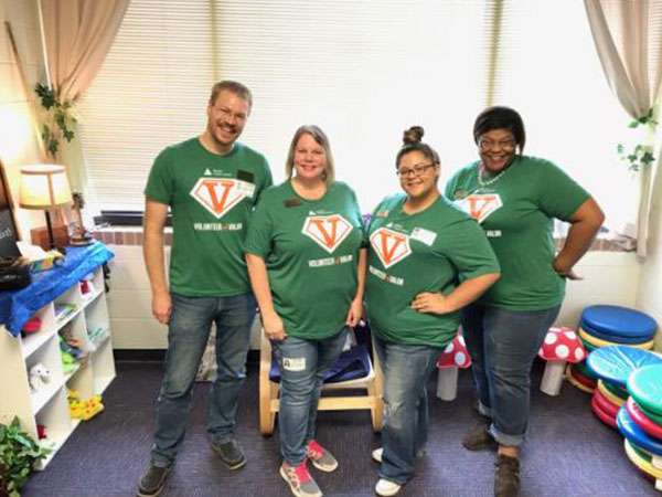 Etech Give Back Program – Anderson Elementary at Lufkin
